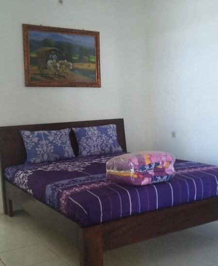 Wisma Mila Tepi Pantai Karang Hawu - Deluxe Room