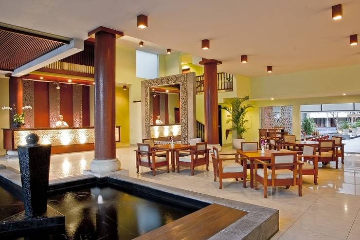 The Rani Hotel & Spa Bali - Lobi