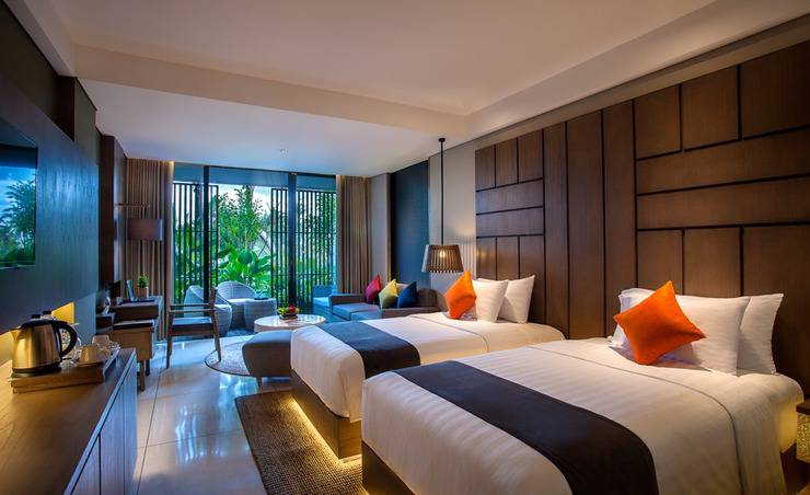 Wyndham Tamansari Jivva Resort Bali - Deluxe Room