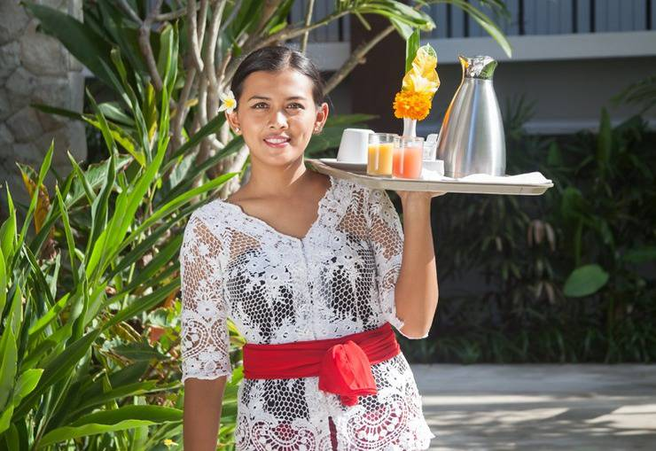 Wyndham Tamansari Jivva Resort Bali - Service