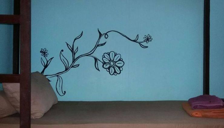 Venezia Garden Yogyakarta - Sebuah tempat tidur di kamar asrama (tempat tidur tingkat)