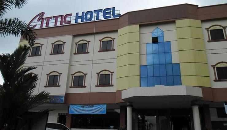 Cittic Hotel Batam - Tampilan Luar Hotel