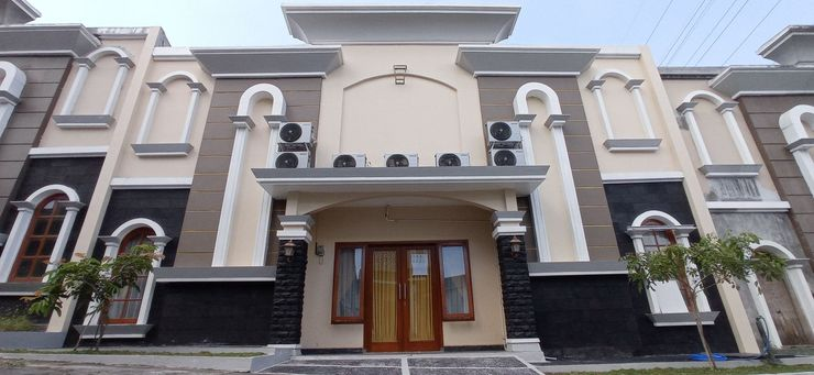 Zaitun Syariah Guesthouse Yogyakarta Yogyakarta - Exterior