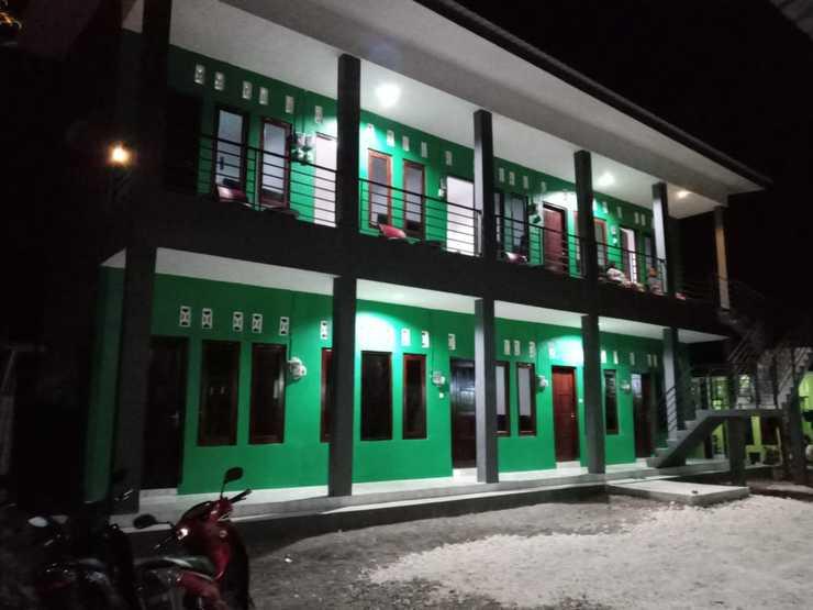 Homestay Karo Bobe Kupang Kupang - Front Building