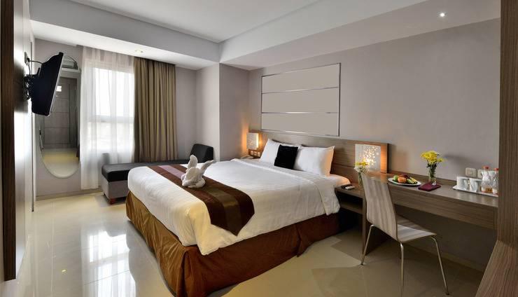 TOP Malioboro Hotel Yogyakarta - Kamar Superior 01 (satu) kasur Besar