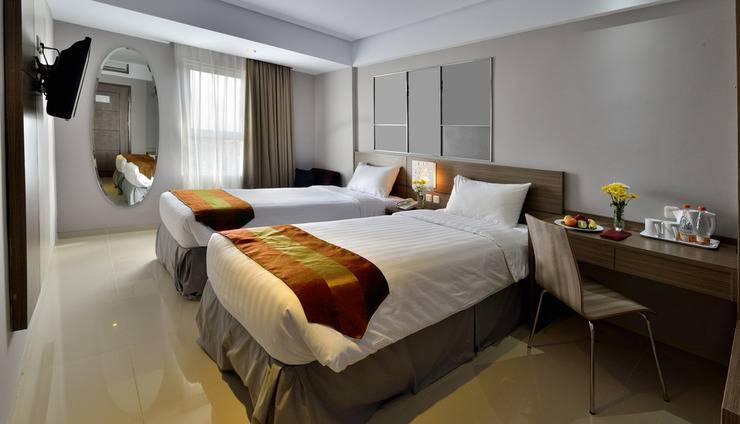 TOP Malioboro Hotel Yogyakarta - Kamar Superior 2 (dua) tempat tidur