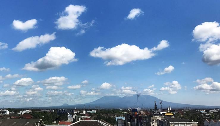 TOP Malioboro Hotel Yogyakarta - Pemandangan Kamar