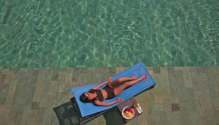 Aston Canggu Beach Resort Bali - pemandangan