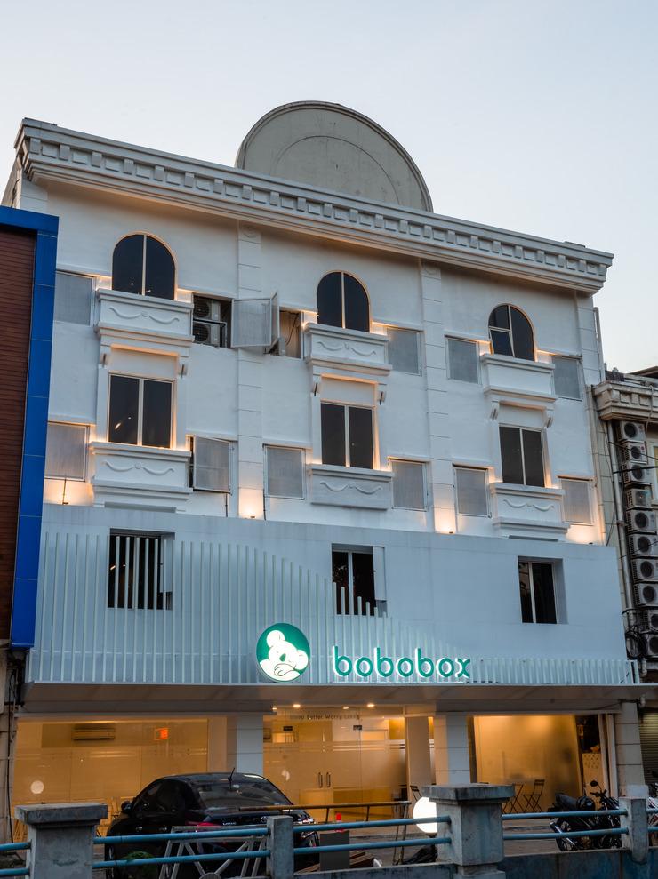 Bobobox Pods Pancoran Jakarta - Fasad