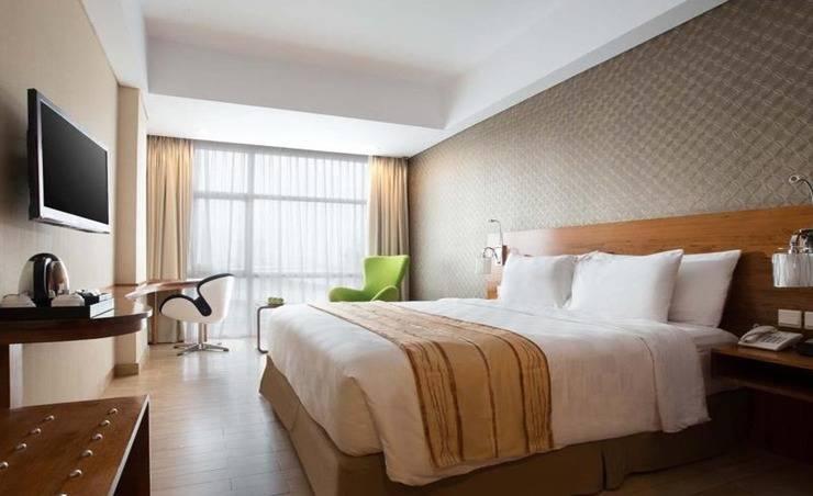 Hariston Hotel Jakarta - Kamar tamu