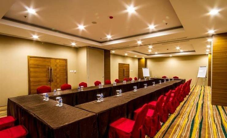 Hariston Hotel Jakarta - Ruang Rapat