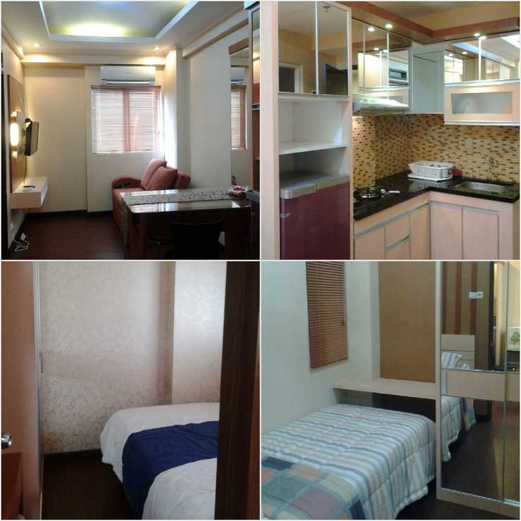 The Suites Metro Apartment by Mairee Bandung - Bedroom