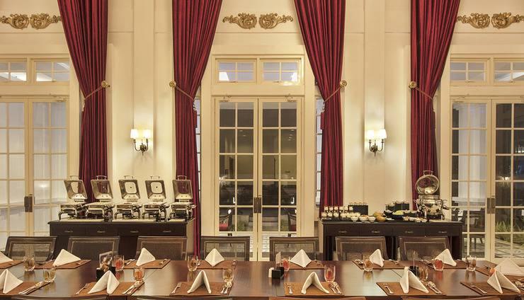 Hotel Ammi Cepu Blora - Restaurant