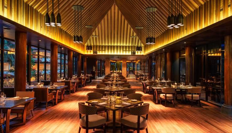 The Sakala Resort Bali - All Suites Bali - Restauran