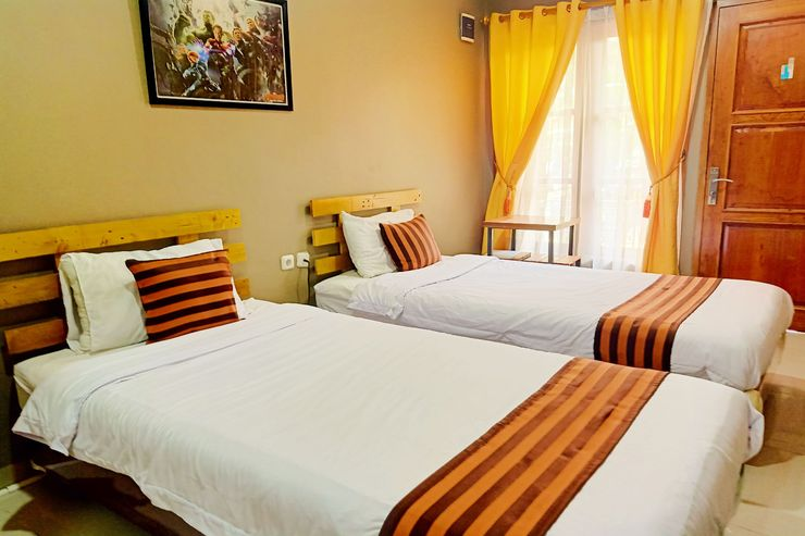 Salihara Syariah Residence Karawang - Twin Room