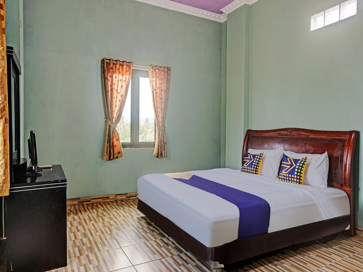 SPOT ON 90340 Al Bayt Homestay Syariah Bandar Lampung - Guestroom Sp/D