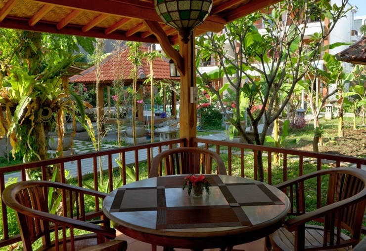Puri Kelapa Sanur Bali - Interior