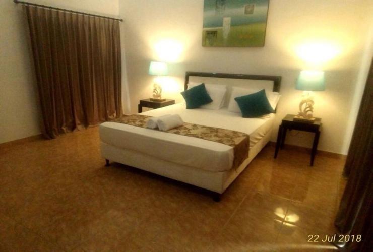 Moonstar Villa Bali - Guest room