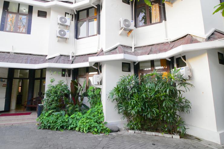 Airy Eco Syariah Gubeng Moestopo Gang Kedung Pengkol Surabaya - Exterior