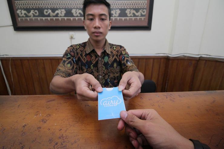Airy Eco Syariah Gubeng Moestopo Gang Kedung Pengkol Surabaya - Lobby