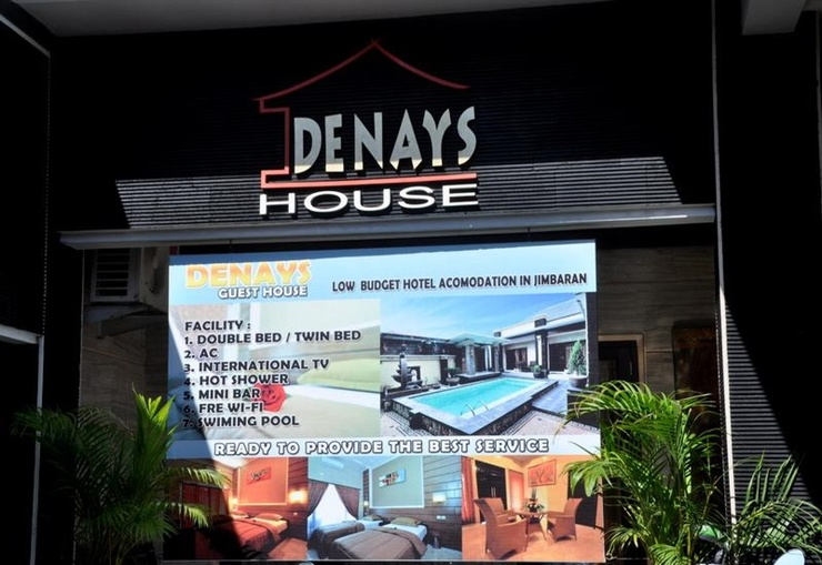 Denays House Bali Bali - Exterior
