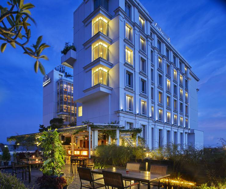 Jambuluwuk Malioboro Hotel Yogyakarta - Exterior