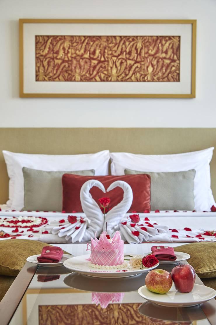 Jambuluwuk Malioboro Hotel Yogyakarta - Honey Moon Setup