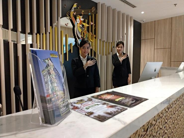 MaxOneHotels at Platinum Hayam Wuruk - Jakarta Jakarta - LOBBY