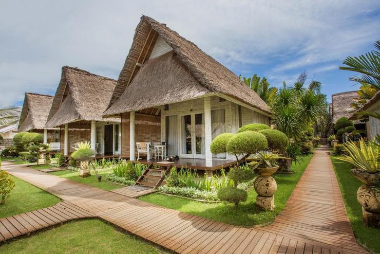 Bay Shore Huts Bali - Bay Shore Huts