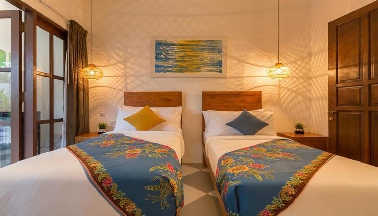 Villa CJ Seminyak Bali - Room