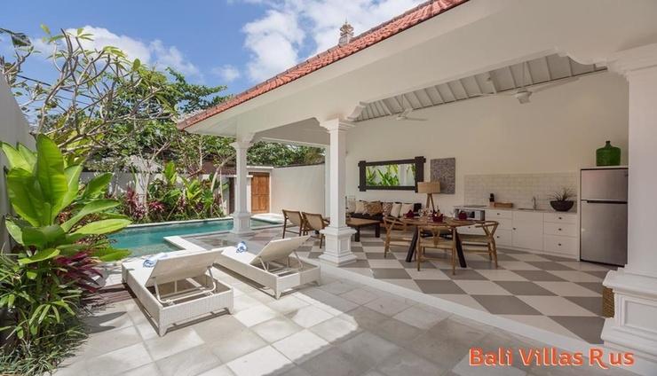 Villa CJ Seminyak Bali - Exterior