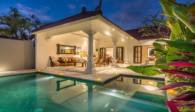 Villa CJ Seminyak Bali - Pool
