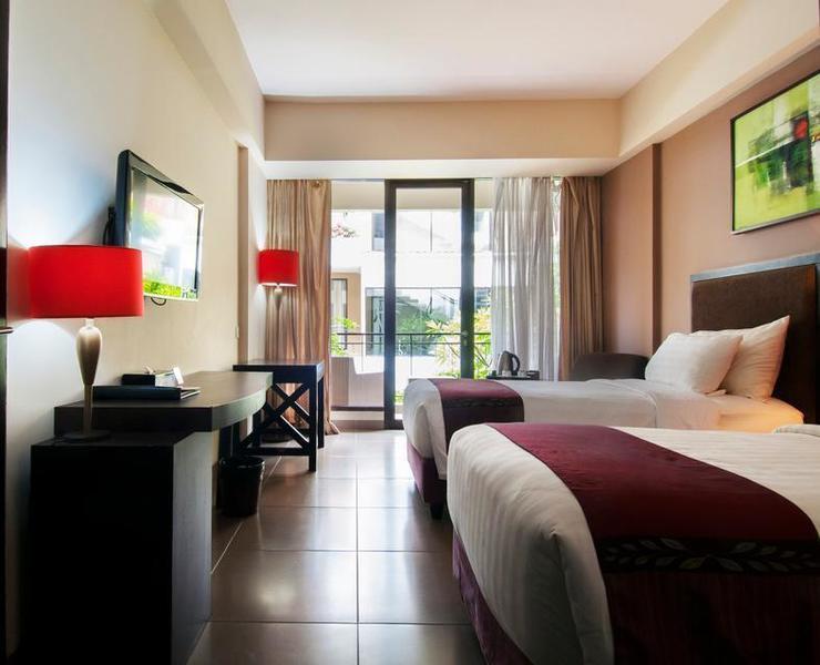 100 Sunset Hotel Bali - Deluxe