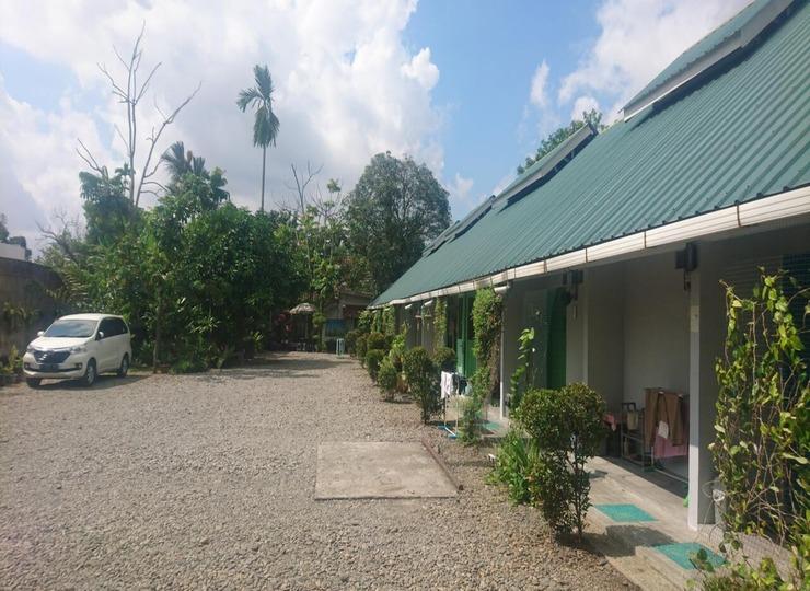 Rumah Asri Medan - Bagian Luar