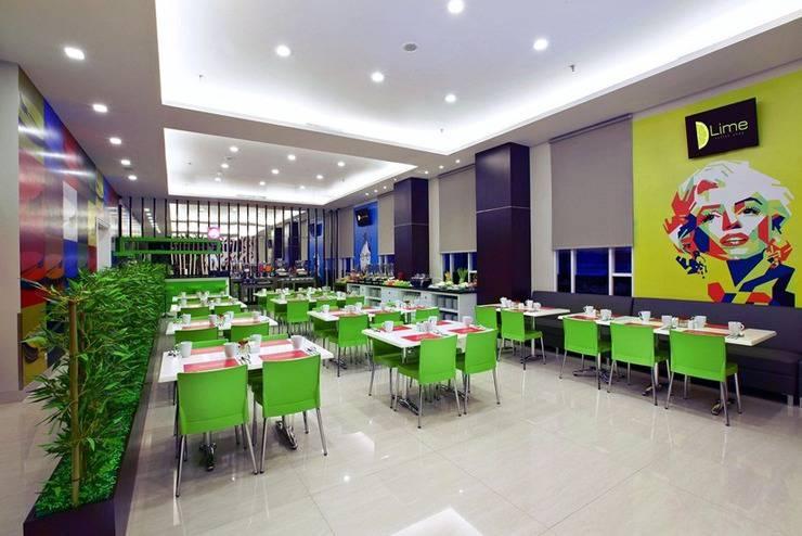 favehotel Zainul Arifin Gajah Mada Jakarta - Restoran