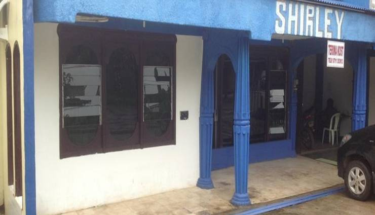 Shirley Kost Boarding House Palembang - Eksterior