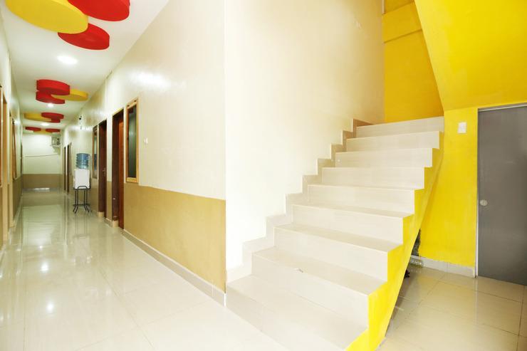 Airy Eco Medan Amplas Suka Indah 2 Medan - Stairs