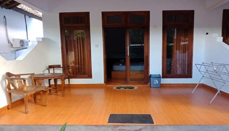 Pondok Wildan Bungalow Lombok - Terrace