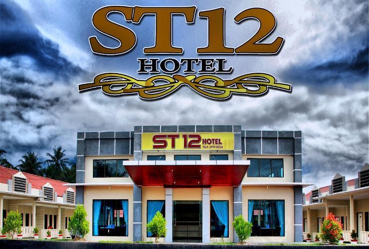 St 12 Hotel Bangka - Exterior