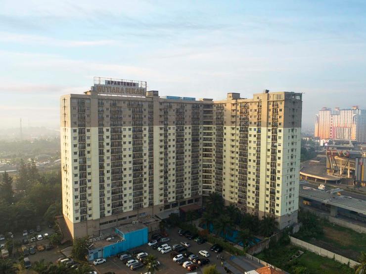 Indoluxe Rent Apartement Bekasi Bekasi - Exterior