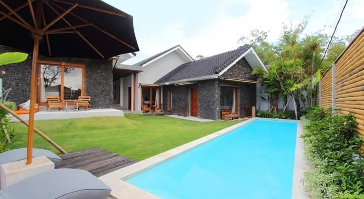 The Apartments Canggu Bali - Kolam Renang