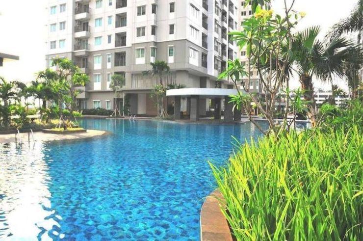 Capital O 1748 Thamrin Condotel Jakarta - Swimming Pool
