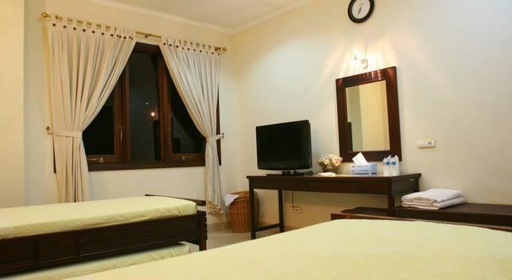 Ole Suites Cottage Bogor - Kamar tamu