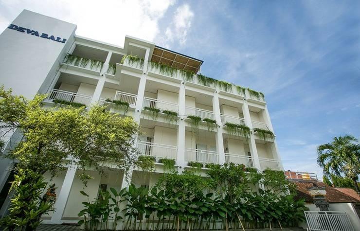 Deva Bali Apartment Bali - Eksterior