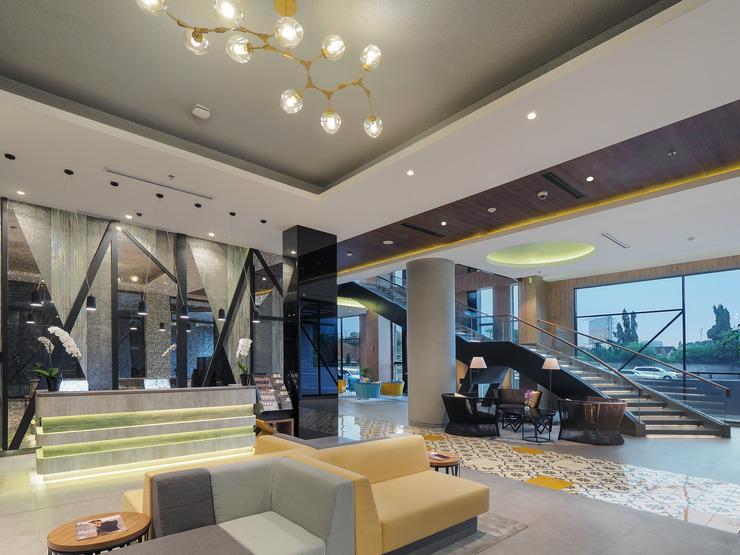 Arosa Hotel Jakarta Jakarta - LOBBY