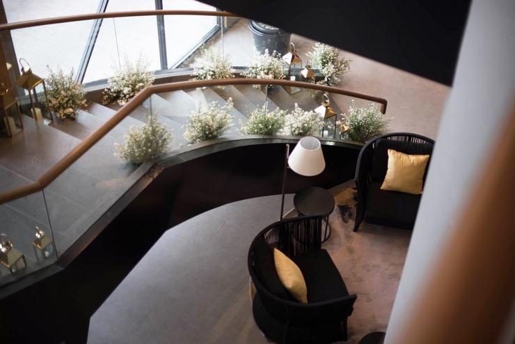 Arosa Hotel Jakarta Jakarta - Stairs