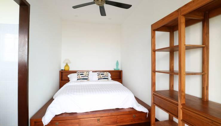 Villa Nambung Lombok - Double Bed Ocean View