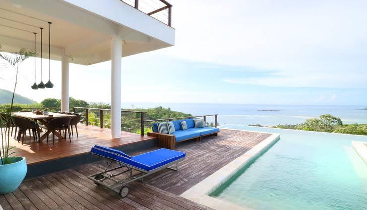 Villa Nambung Lombok - Pool