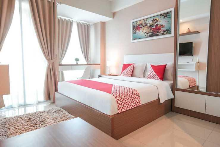 OYO Flagship 125 Appartel Grand Dhika City Bekasi - Room