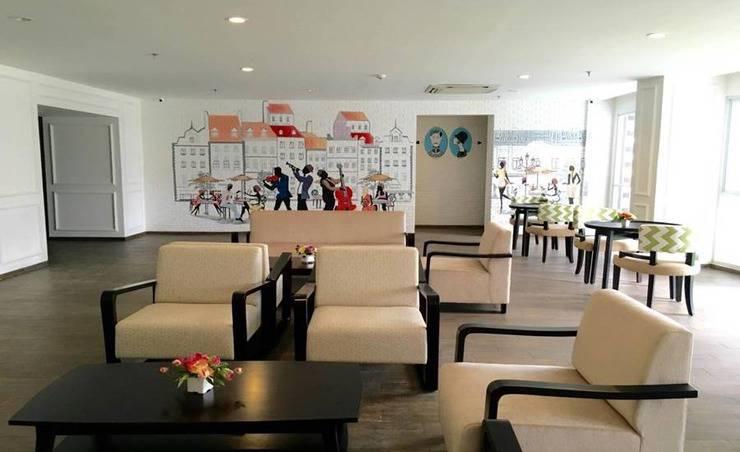 Ayaka Suites Jakarta - Lobi